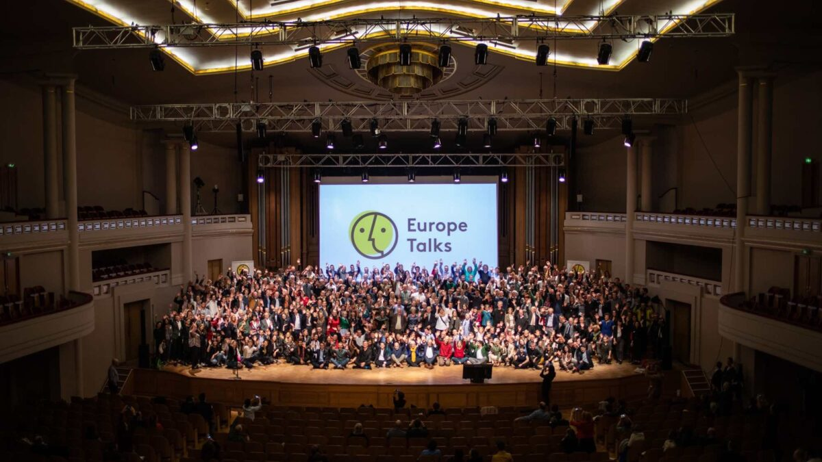 Image result for Europe Talk Ticket